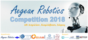 AegeanRobotics Competition 2018