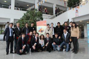 Συμμετοχή της ομάδας στο 8th ITU Robot Olympics (ITURO2014) στην Κωνσταντινούπολη