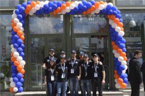 Συμμετοχή της ομάδας στο 9th ITU Robot Olympics (ITURO2015) στην Κωνσταντινούπολη
