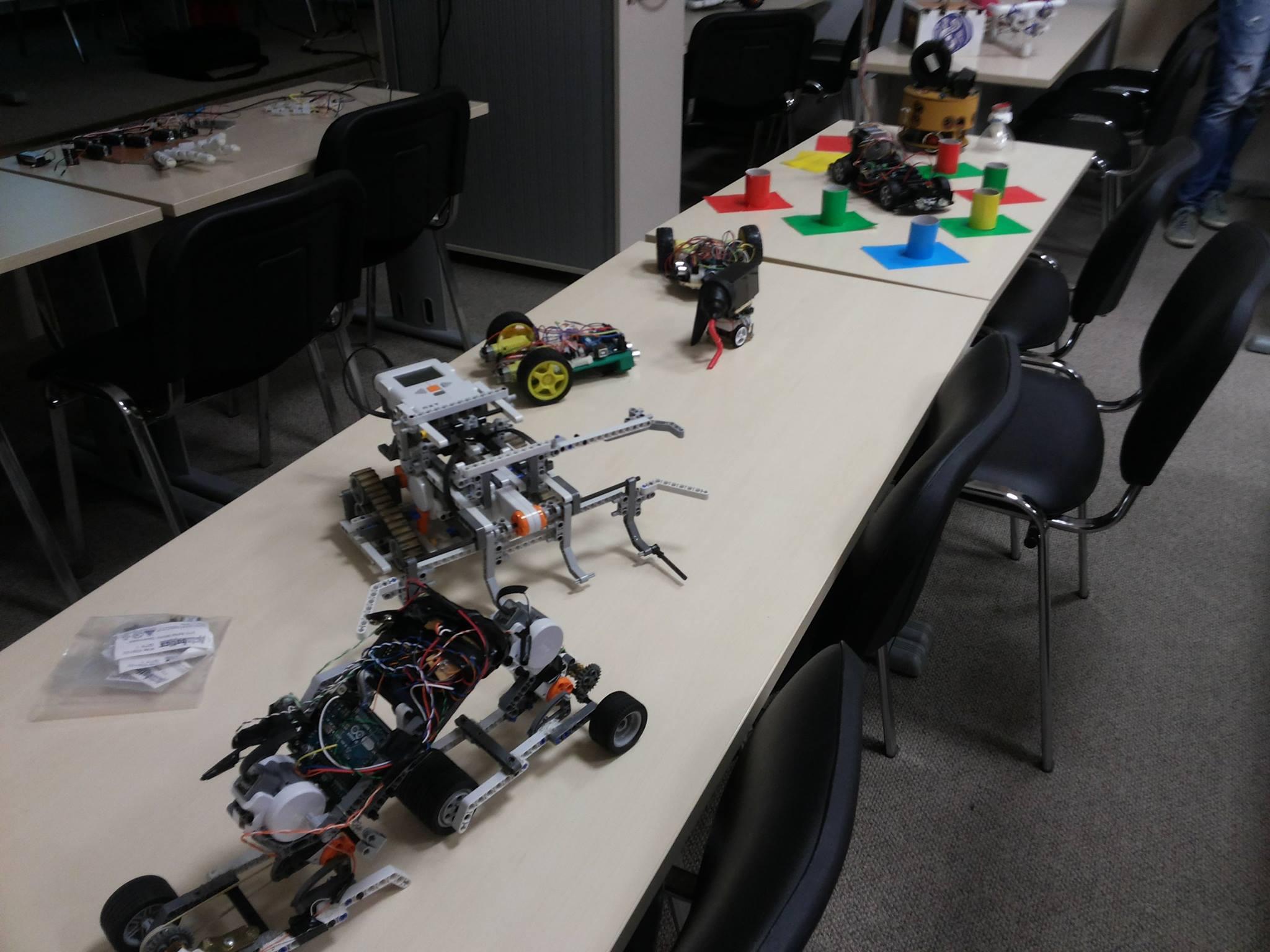3rd Robotic School Ιούλιος 2015