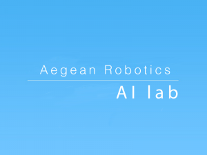 1st Robotic School Μάρτιος 2014